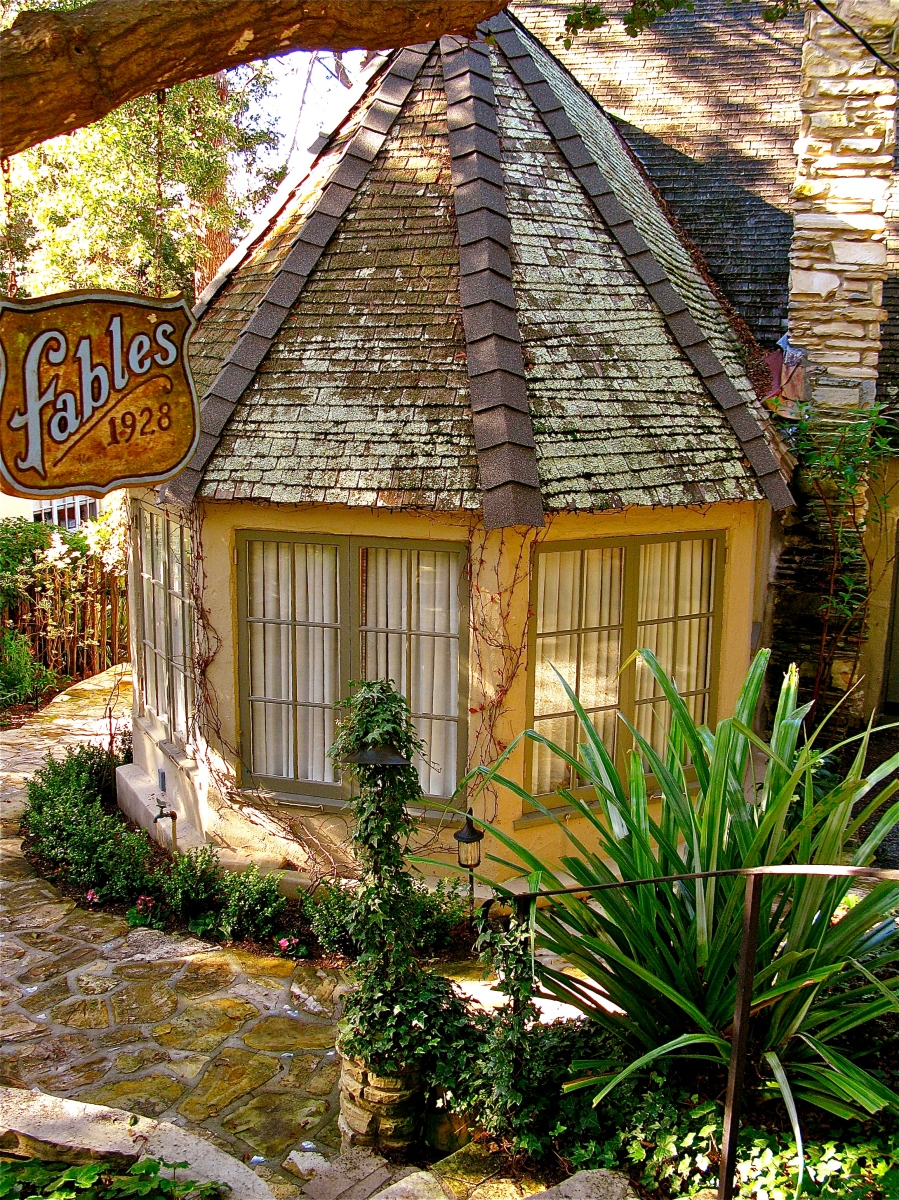 Fables A Fairytale Cottage Once Upon A Time Tales From