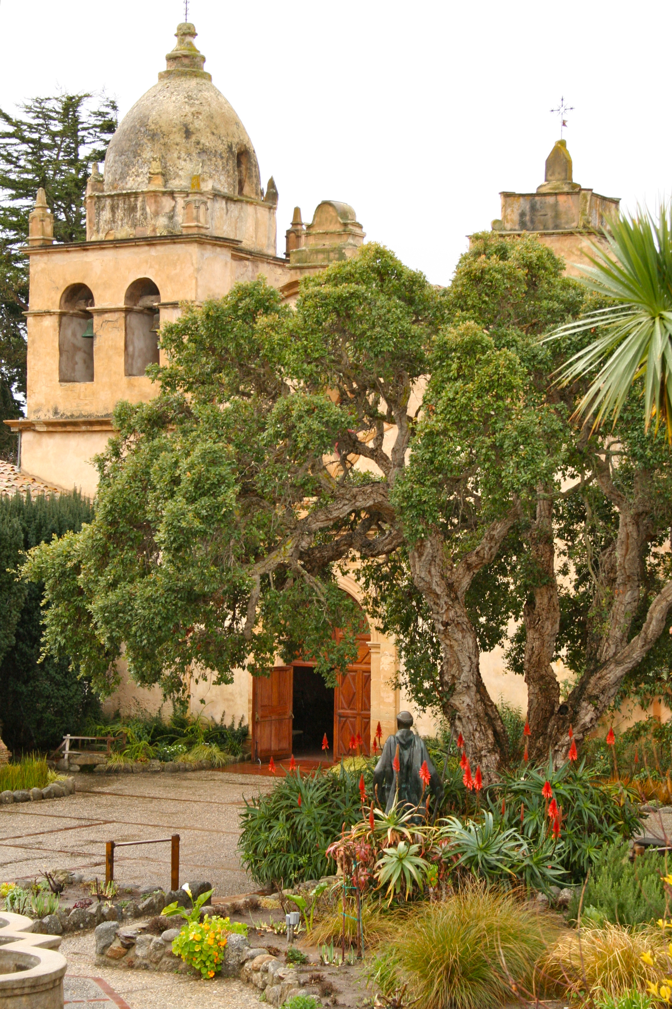 IT ALL STARTED WITH THE CARMEL MISSION | Once upon a time..Tales ...