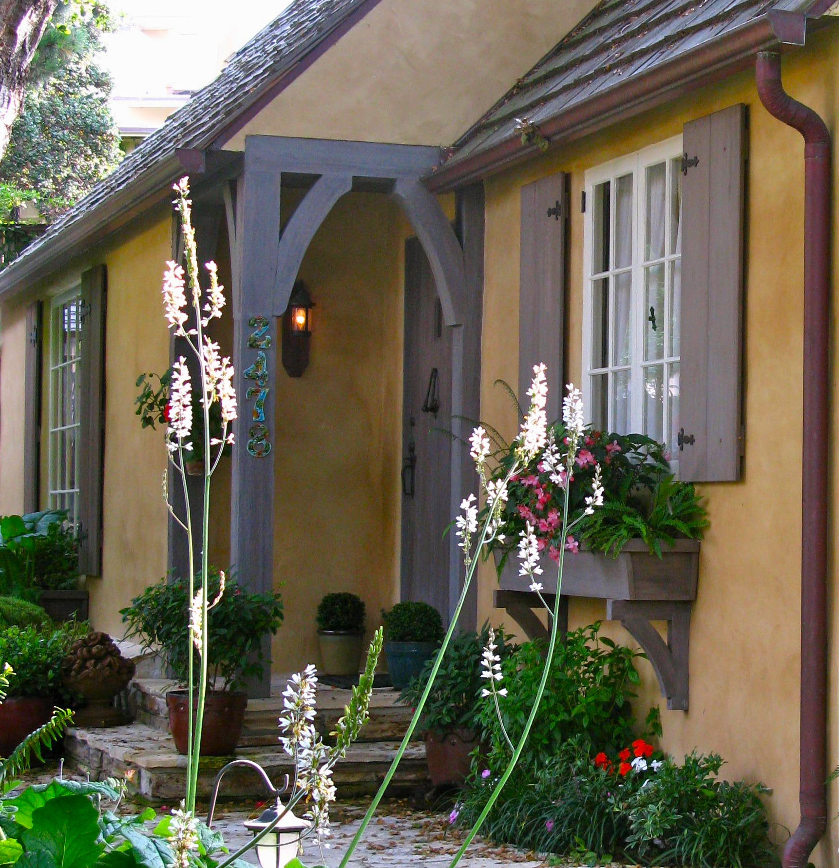 A COMSTOCK COTTAGE ON CARMEL POINT | Once upon a time..Tales from ...