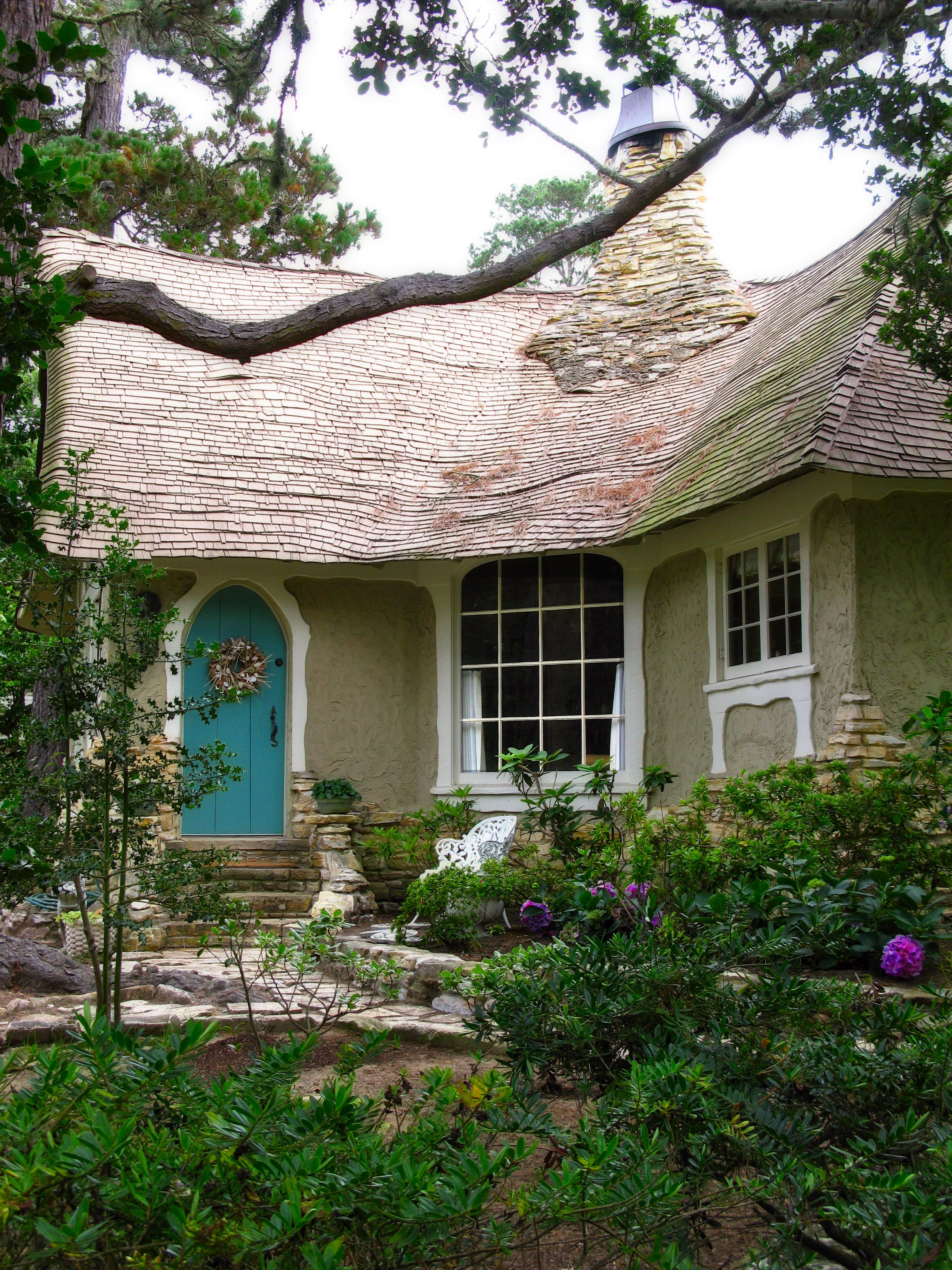 Hugh Comstock S Marchen Haus A Fairytale Cottage Once