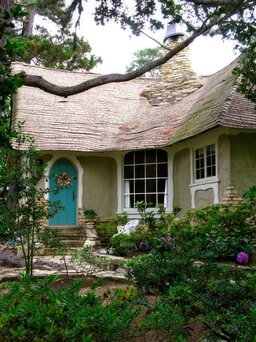 Hugh Comstock S Marchen Haus A Fairytale Cottage Once