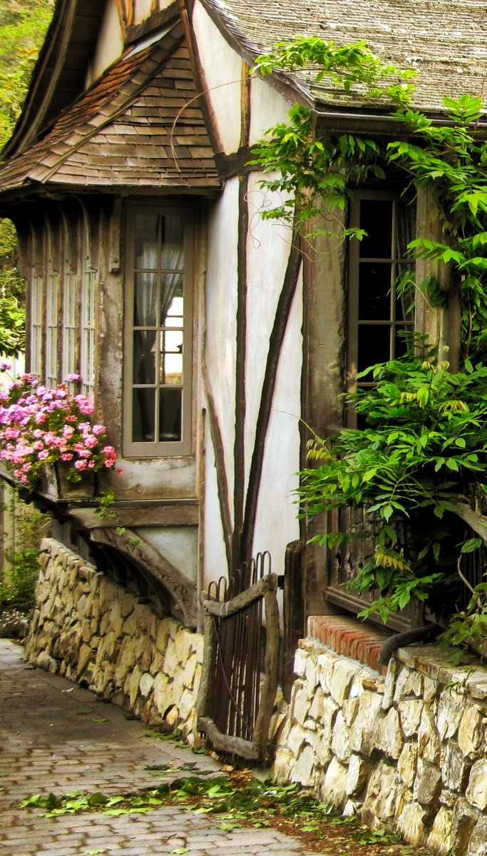 What The Heck Is A Fairytale Cottage Anyway Once Upon