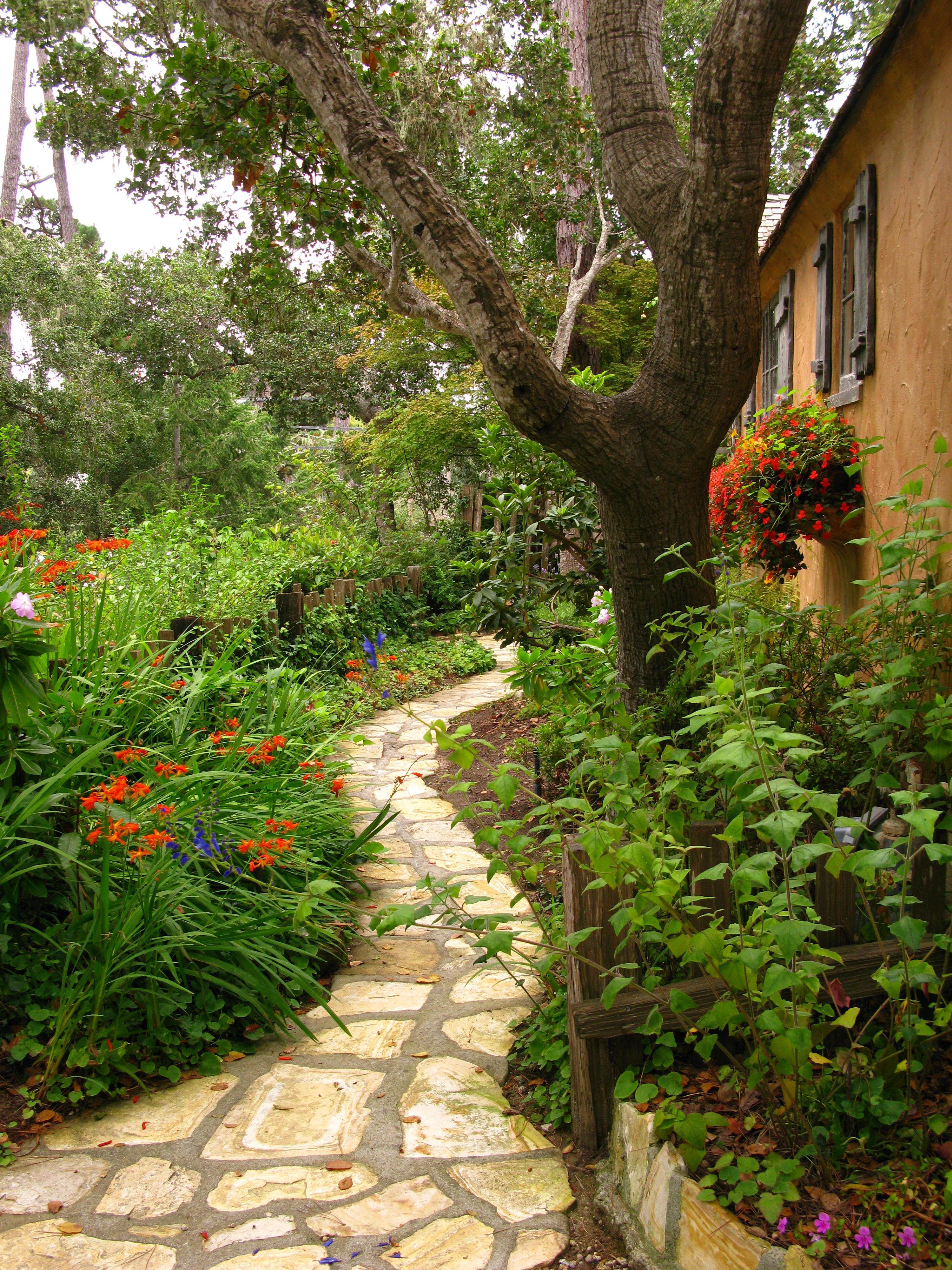 Sunwise Turn A Hugh Comstock Fairytale Cottage In Carmel