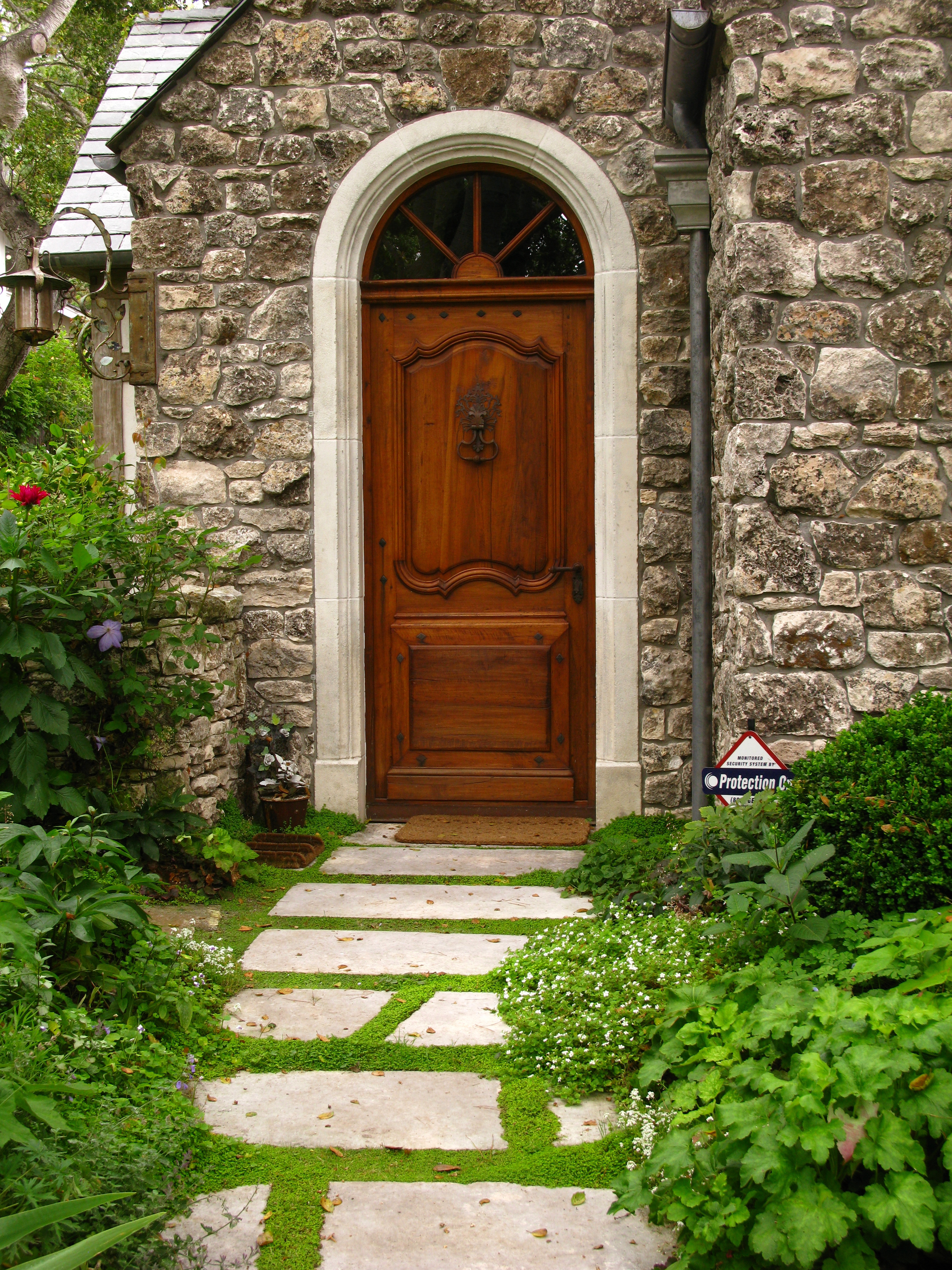 I Am Invited To Tour Biddlestone Cottage And Garden Once