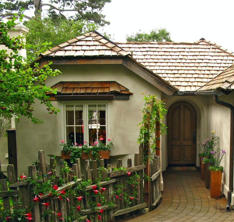 Carmel Cottage Open House Once Upon A Time Tales From