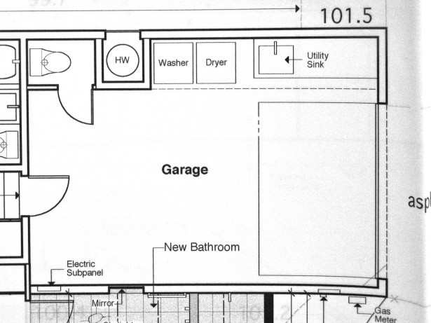 G shed attached garage addition plans for Attached garage addition plans