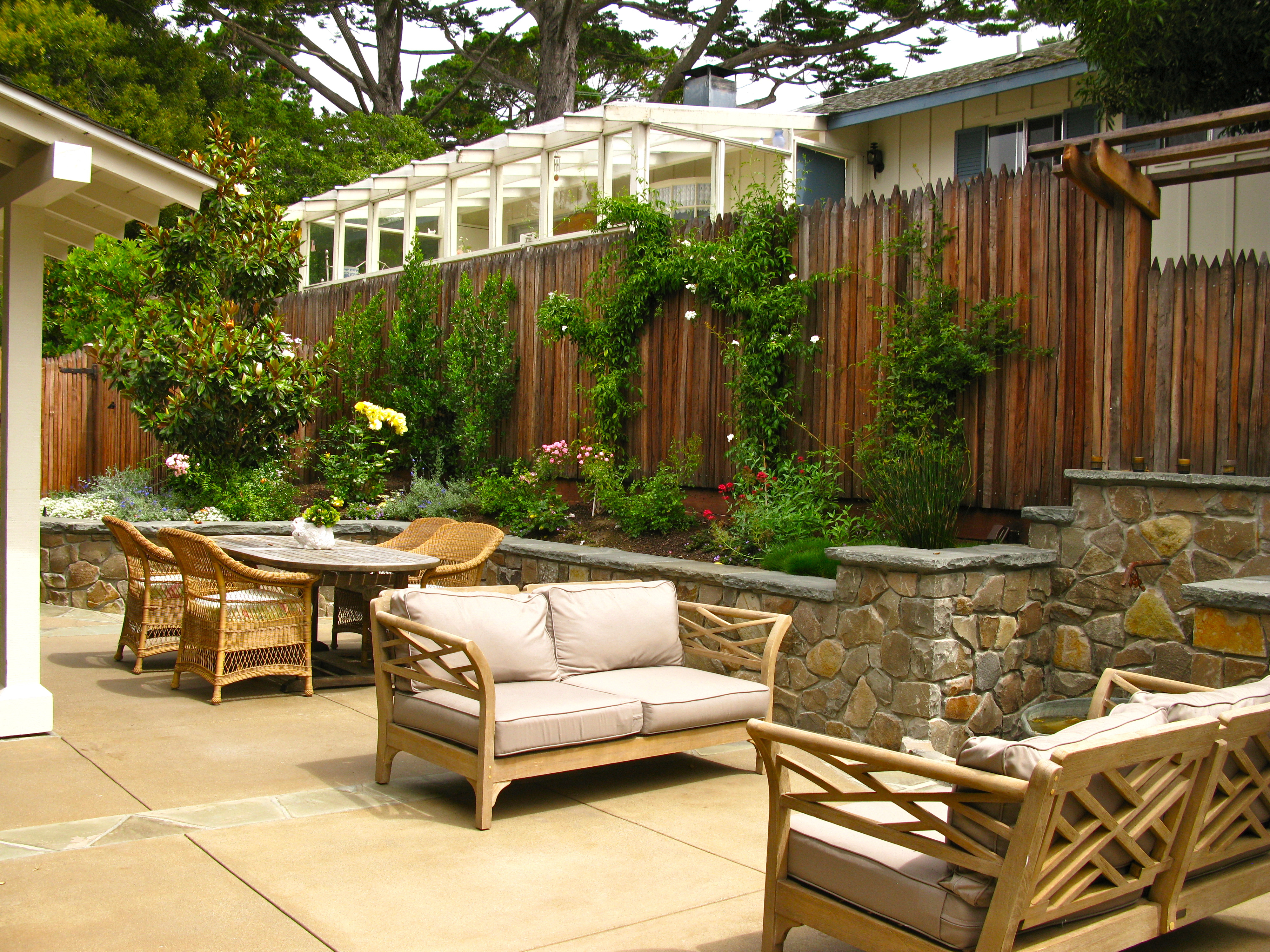 STONEHOUSE INN- A TOUCH OF OLD CARMEL | Once upon a time..Tales from ...