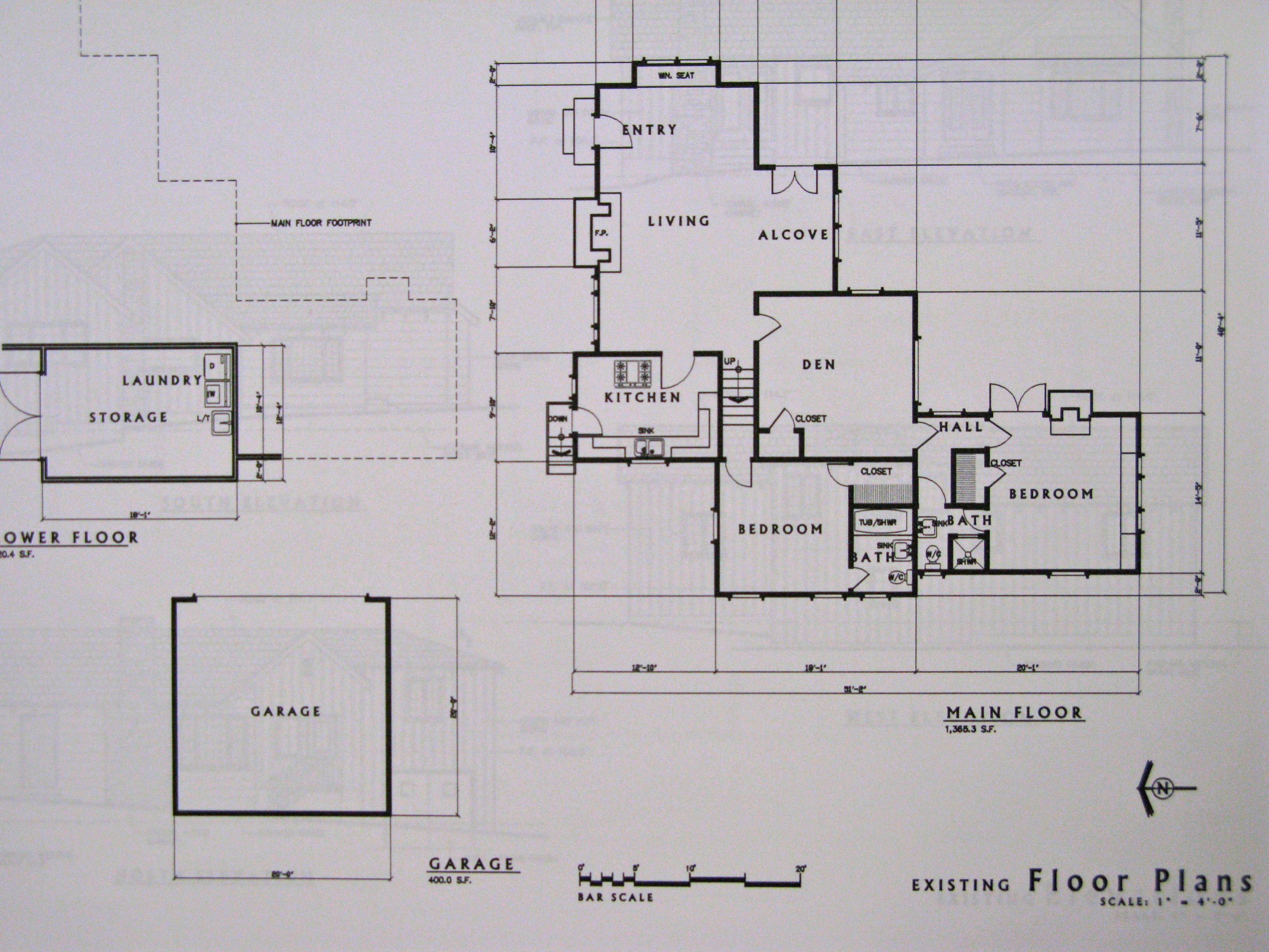 DAISYS PLACE THE DAISY BOSTICK HOUSE – Carmel Cottage House Plans