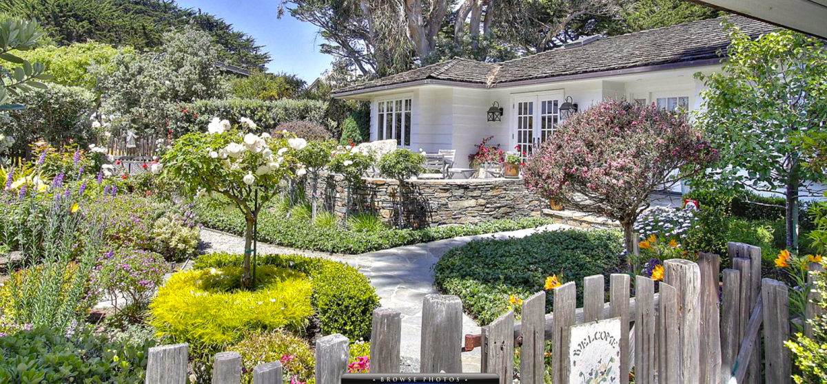Bay Cottage Once The Home Of Jean Arthur Once Upon A