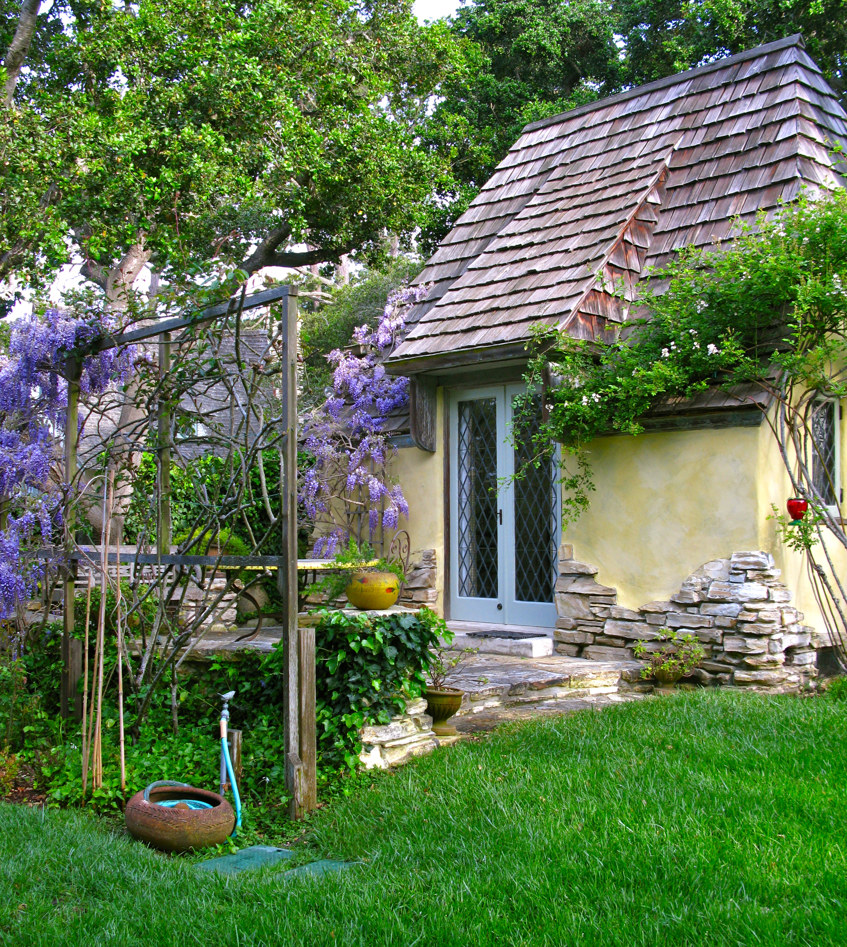 Garden Cottage: It's Time To Add Small Trees
