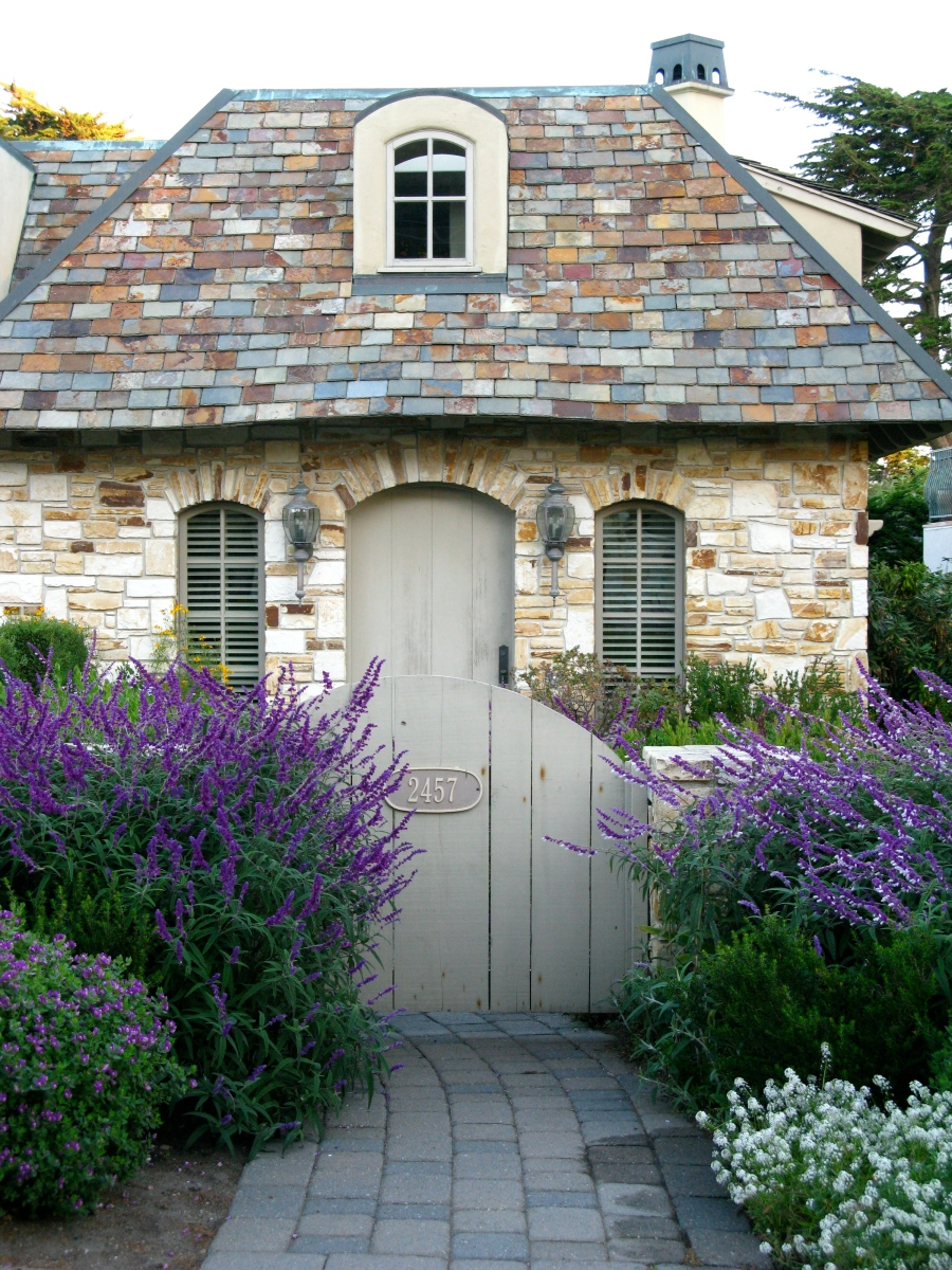 carmel s cottage gardens it s time to add small trees shrubs and vines once upon a time. Black Bedroom Furniture Sets. Home Design Ideas