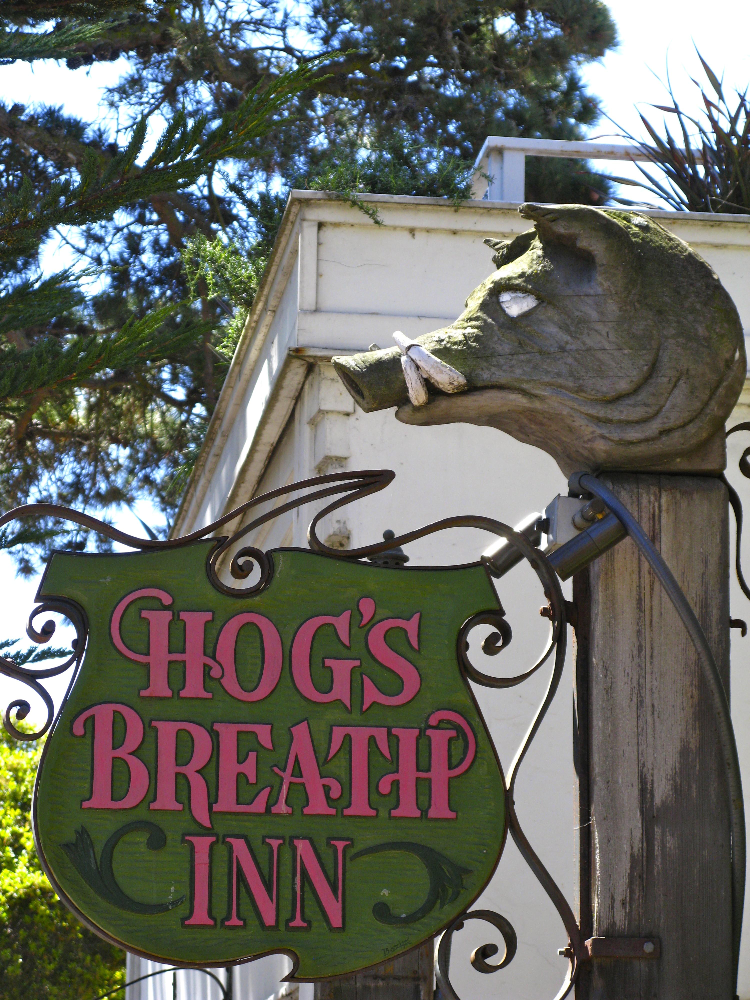 Lunch Menu Hogs Breath