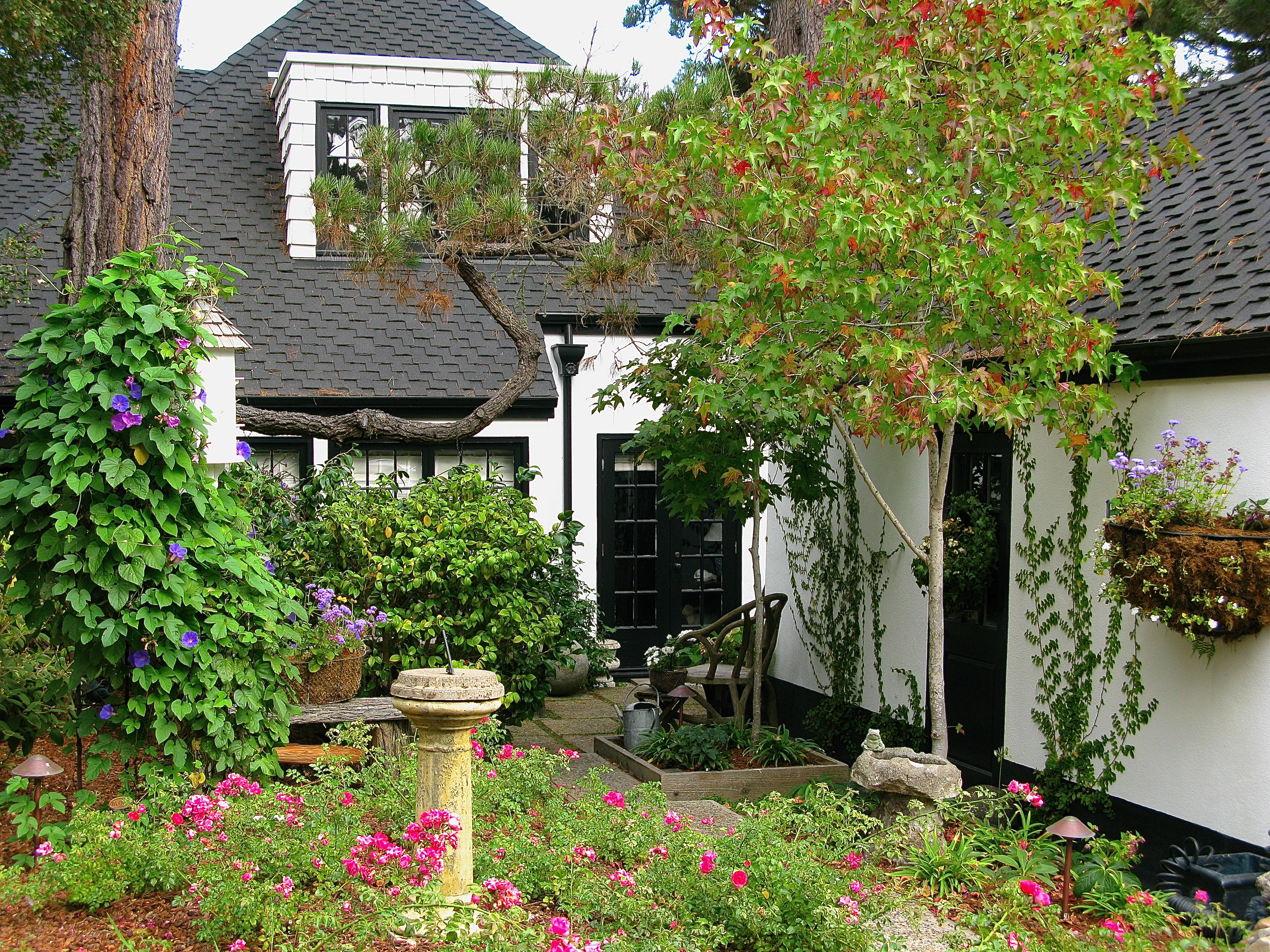 Kingscote a carmel english cottage once upon a time tales from carmel by the sea - English cottage ...