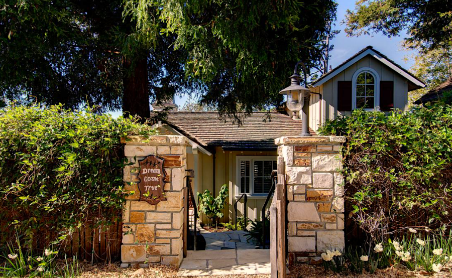 Dreams Do Come True A Carmel Cottage Once Upon A Time