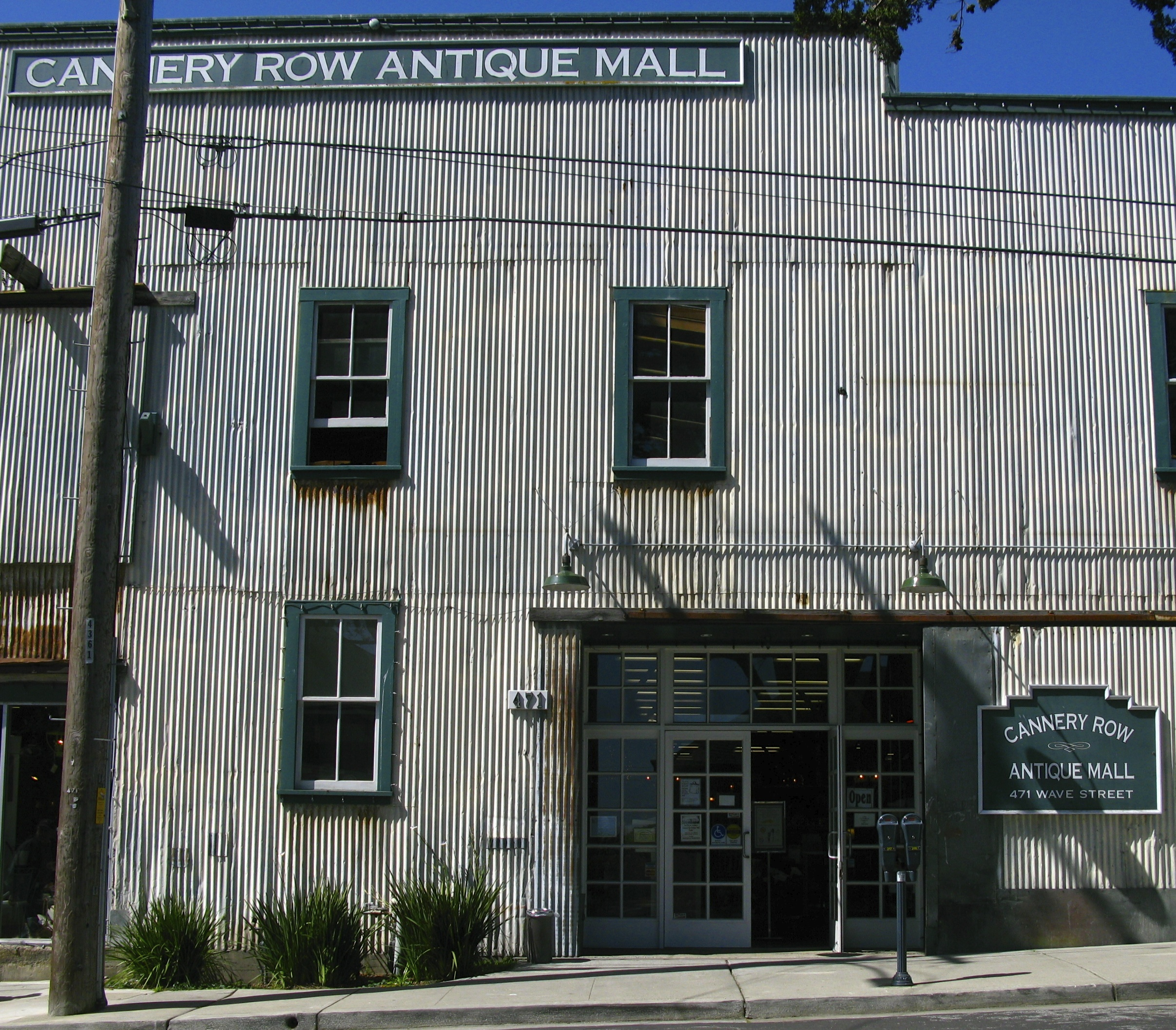cannery row antique mall Cannery Row Antique Mall | Once upon a time..Tales from Carmel by  cannery row antique mall
