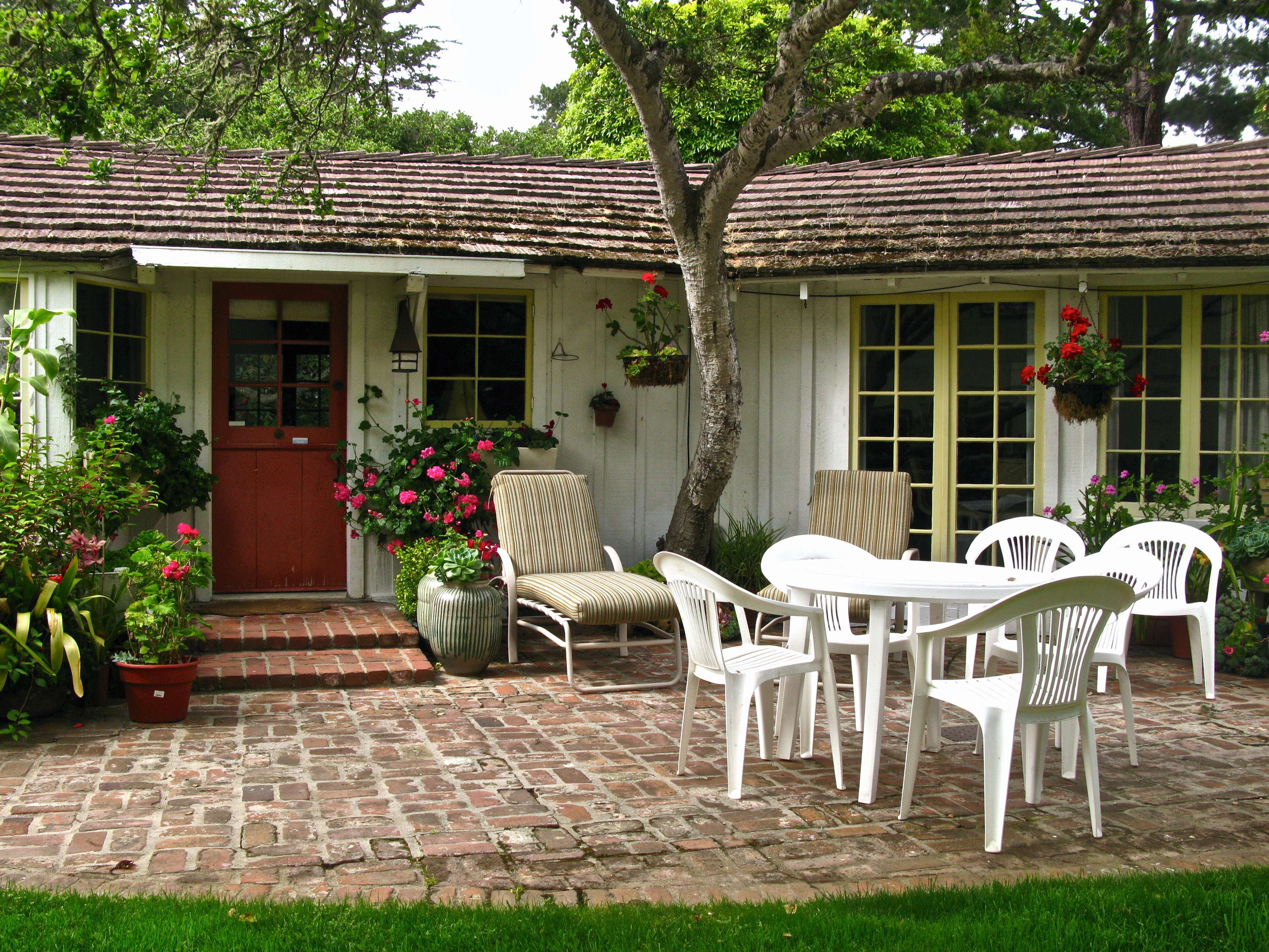 Garden Cottage | Once upon a time..Tales from Carmel by the Sea