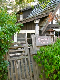 Tinker Bell On Carmel's Historic Registrer of Homes