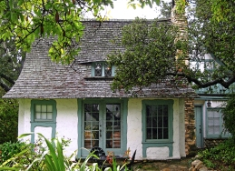 The Hugh Comstock Home On Carmel's Historic Registrer of Homes