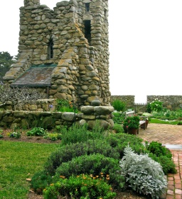 Hawk Tower- built by poet Robinson Jeffers-On The National Register of Historic Places
