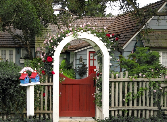 Daisy's Place - The Daisy Bostick House On Carmel's Historic Register of Homes
