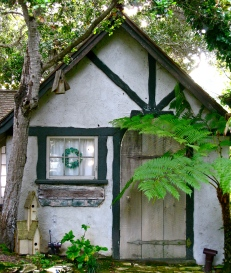 Hugh Comstock's Gretel On the Carmel Register of Historic Homes