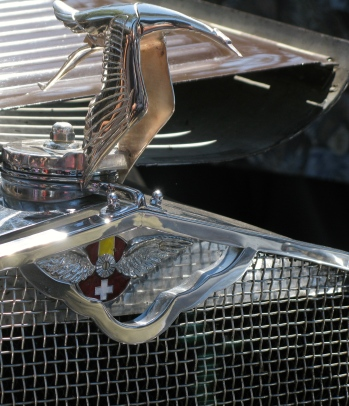 Hispano Suiza- Hood Ornament