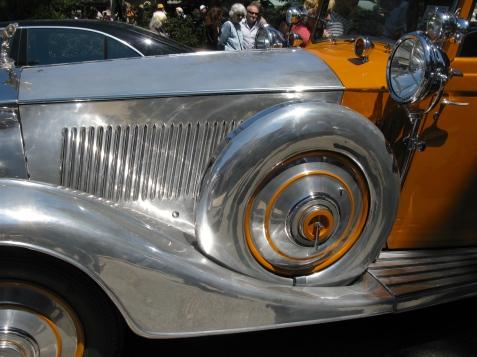 Maharaja of Rajkot's 1934 Rolls Royce