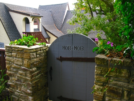 Hob NobOn Carmel's Historic Register of Homes
