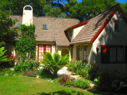 The Ann Winslow Home on Carmel's Register of Historic Homes