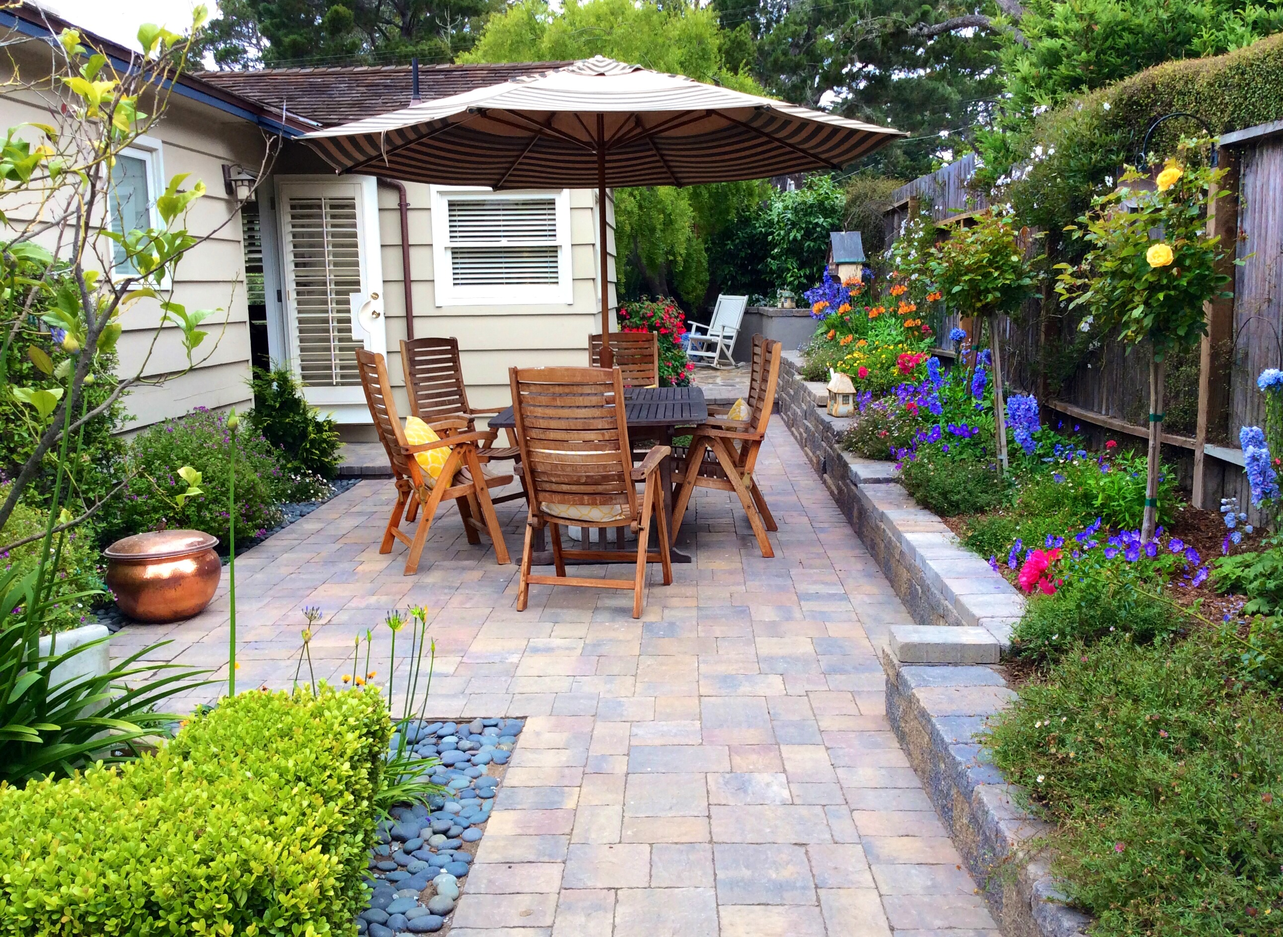 100 Slate Patio Pavers Lovely 1920s Painted Floor