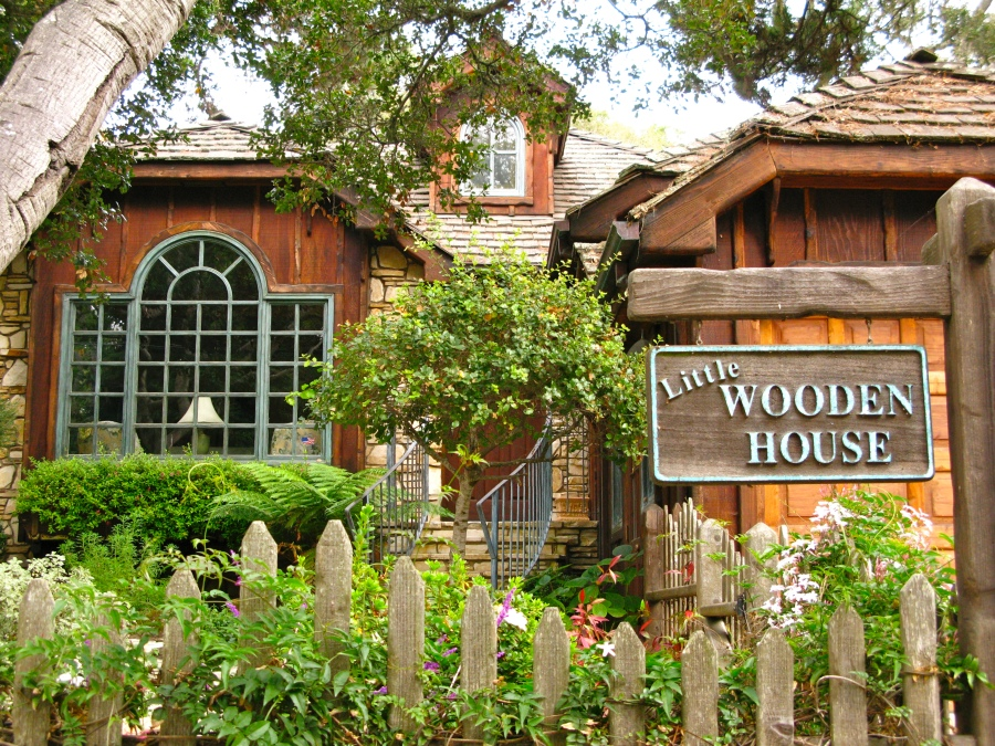 The Little Wooden House